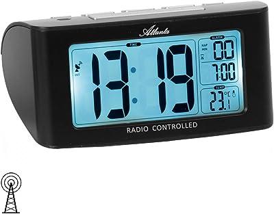LED Digital Alarma despertador,Anself Reloj Repeticion ...