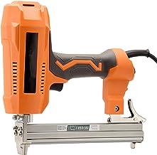 ZHWDD Clavadora eléctrica, Disparador de Clavos Estable Plug-and-Play Ajustable eléctricamente, no fácil de atascar, clavadora eficiente y práctica, Herramientas de decoración del hogar