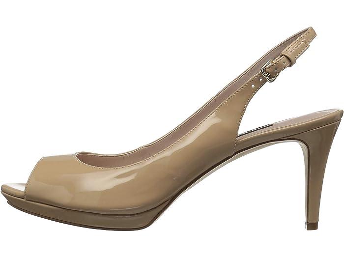 Nine West Gabrielle Slingback Peep Toe