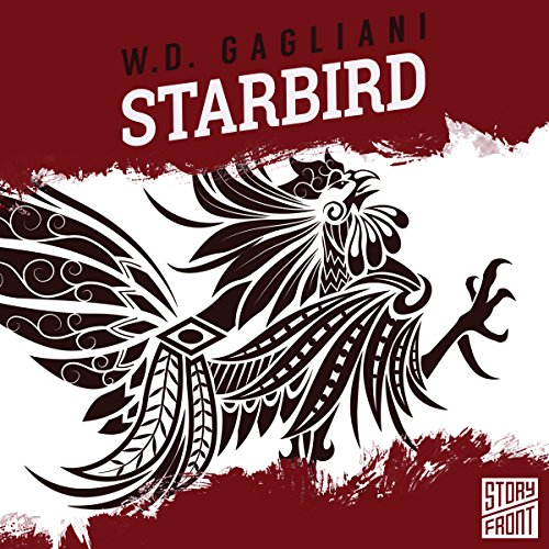 Starbird audiobook cover art