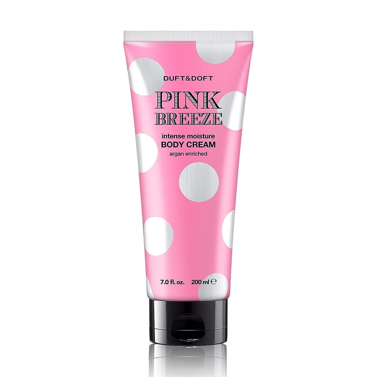 逃す広告主乱雑な[Duft&Doft]ピンク?ブリーズ ボディクリーム