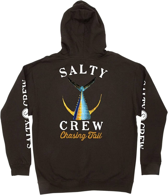 Salty Crew Mens Tailed Hood Fleece