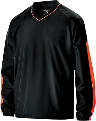 Holloway Adult Bionic Pullover Windshirt