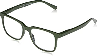 Peepers by PeeperSpecs Trek Square Reading Glasses