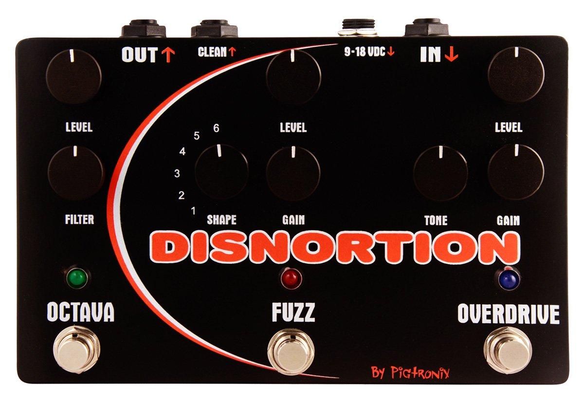 リンク:Disnortion