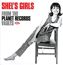 Shel's Girls: From The Planet Records Vaults / Various