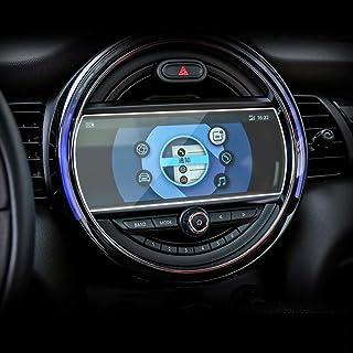 Piaobaige Auto Car Navigation Film Screen Protector لوحة عدادات GPS زجاج مقسى ملصق لميني كوبر F54 F55 F56 F57 F60