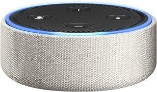 Amazon Echo Dot Case (fits Echo Dot 2nd Generation only) - Sandstone Fabric