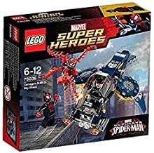 LEGO Spider-Man 76036 Carnage Shield Sky Attack