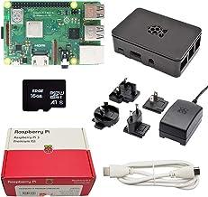 Raspberry Pi 3 B+ Premium Starter Kit