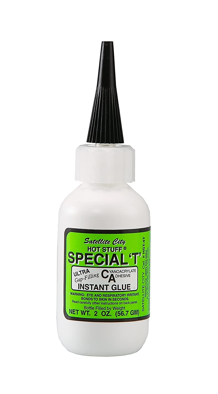 Hot Stuff Special T Thick Instant CA Glue, 2oz HST-4T