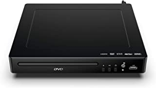Built-in PAL/NTSC System HD DVD Player