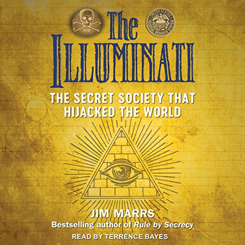 The Illuminati audiobook cover art
