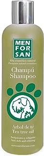 MENFORSAN champú arbol de té para perros antipicores bote 300 ml