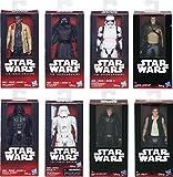 Hasbro Star Wars Action Figures Darth Vader 15 cm B3946 B3952