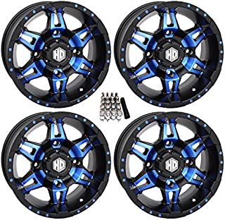 Best rzr rims and tires Reviews