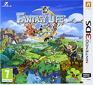 Fantasy Life (B00MOLY8P6) | Amazon price tracker / tracking, Amazon price history charts, Amazon price watches, Amazon price drop alerts