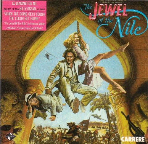 Auf der Jagd nach dem Juwel vom Nil - Soundtrack