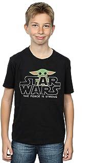 Star Wars Niños The Mandalorian The Child Strong Camiseta
