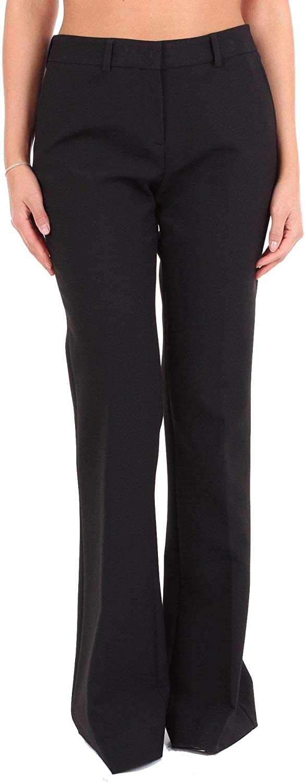 SPACE STYLE CONCEPT Women's SMPAR0201CCOM0056BLACK Black Polyester Pants