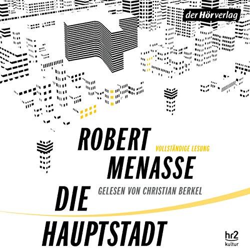 Die Hauptstadt audiobook cover art