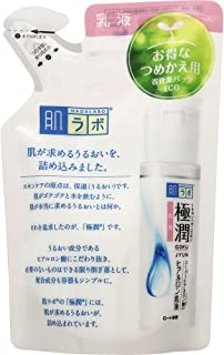 肌ラボ 極潤 ヒアルロン乳液 ヒアルロン酸3種配合 詰替用 140mL