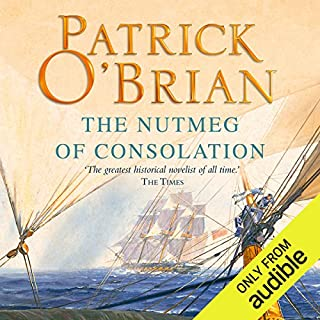 The Nutmeg of Consolation cover art