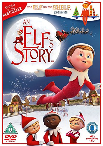 An Elf's Story: The Elf on the Shelf UK Import