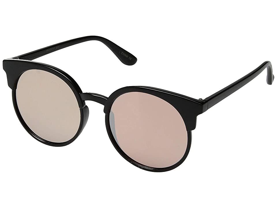 Steve Madden Madden Girl MG893118 (Black) Fashion Sunglasses