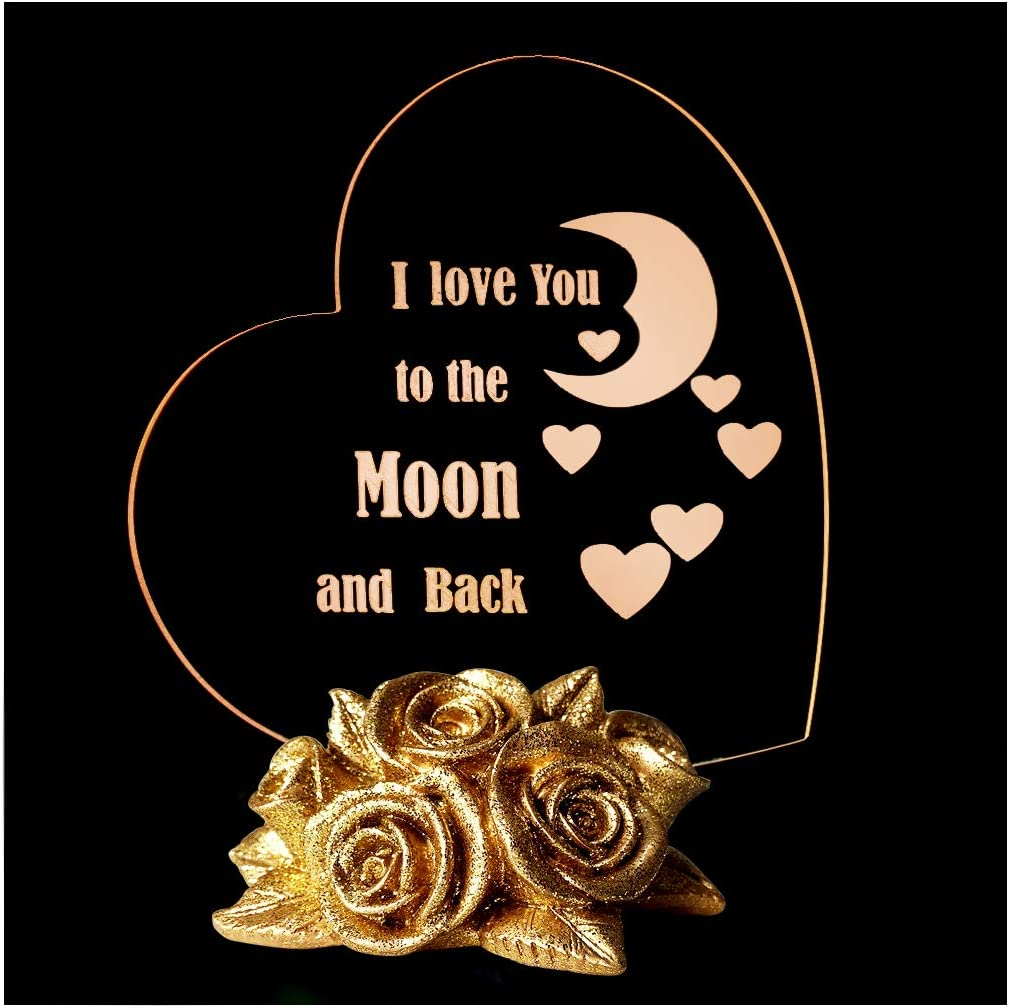 Giftgarden I Love Max 43% OFF You Popular products to The Moon Color 7 L and Change Gift Back