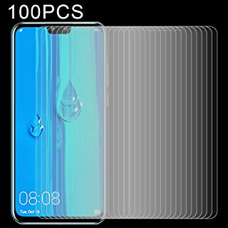 Good 100 PCS 0.26mm 9H 2.5D Explosion-proof Tempered Glass Film for Huawei Y9 (2019) / Enjoy 9 Plus Dualn