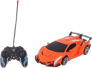 لعبة سيارة متحولة بريموت كنترول من اكس اف 23-1A-1 - برتقالي