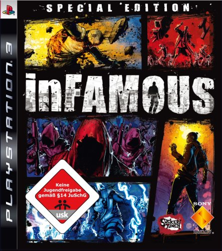 InFamous - Special Edition