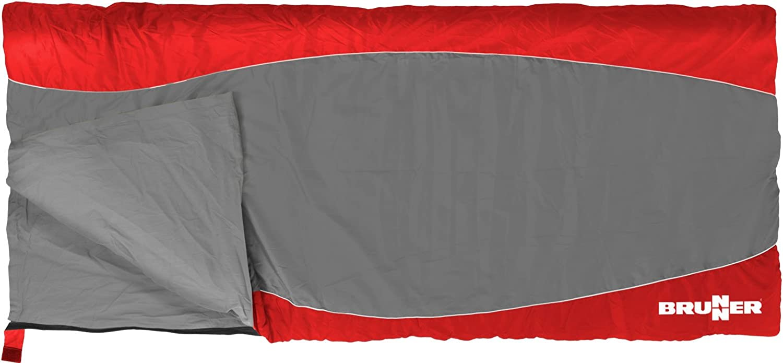 Brunner Campingartikel Schlafsack Bett Pelican XL DX B01BMOFXFO  Helle Farben