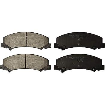 Ceramic Disc Brake Pad FRONT Fits Chevrolet Impala Monte Carlo Lucerne KFE1159