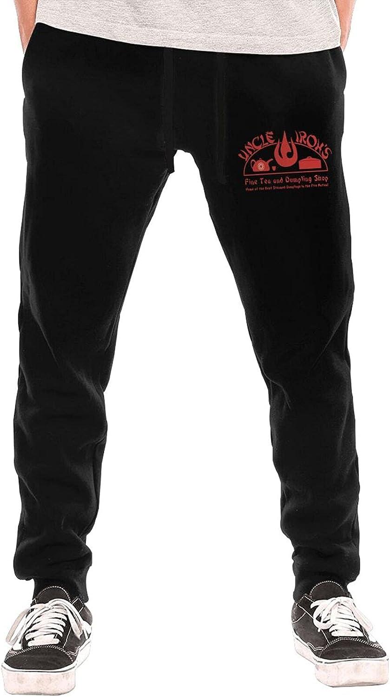 Uncle Iroh's Fine Tea Shop Direct sale of manufacturer Sweatpants Sw for Pants Cargo Gym Ranking TOP10 Men