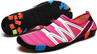 Unisex Water Shoes Barefoot Quick-Drying Beach Shoes Non-Slip Diving Outdoor Sports Surfing Swimming Shoes