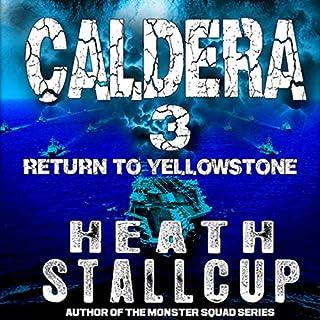 Caldera 3: Return to Yellowstone cover art