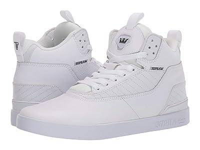 Supra Penny Pro (White/White) Men