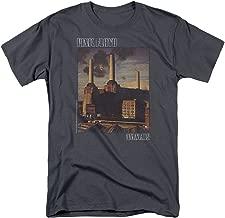 Pink Floyd Animals Rock Album T Shirt & Stickers