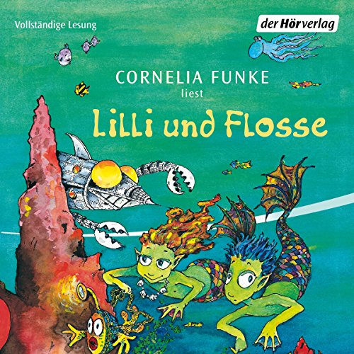 Lilli und Flosse audiobook cover art