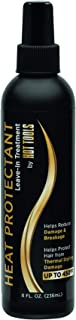 Hot Tools Hair Heat Protectant Leave-in Treatment Spray, 8 Ounce