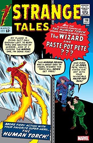 Strange Tales (1951-1968) #110 (English Edition) - eBooks em Inglês na  Amazon.com.br