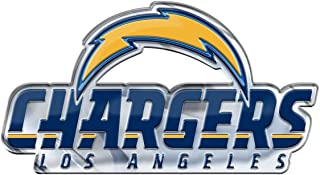 Promark NFL Los Angeles Chargers DecalDecal Set Mini 12 Pack Team Colors One Size