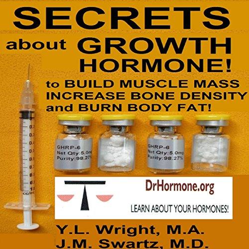 Secrets About Growth Hormone cover art