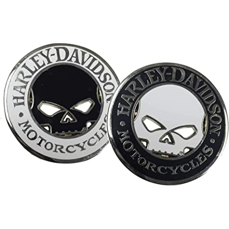 Harley Davidson 1 Inch Pinback Buttons