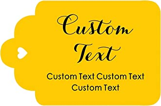 100 PCS Personalized Paper Hang Tags Made Any Text Custom Tags Wedding Favor Gifts