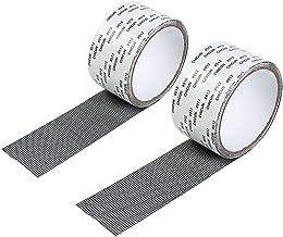 BBGS Screen Repair Tape, Screen Repair Screen Patch Waterdichte Glasvezel Reparatie Tape met Waterdichte Sterke Zelfkleven...
