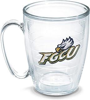 Tervis Florida Gulf Coast University Emblem Individual Mug, 16 oz, Clear