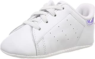 Adidas Stan Smith Crib, Chaussures Bébé Marche Fille